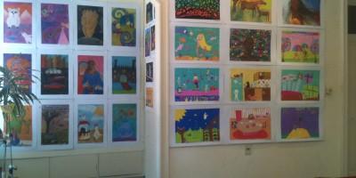 exposición taller Montevideo