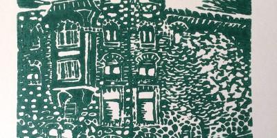 grabado en linoleum 1963 IMG_1663