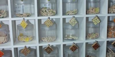 taller montevideo- instalaciones 7 Mosaico - azulejos cortados para trencadis