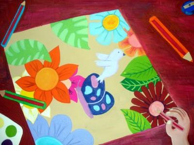 Taller para Niños de 5 a 12 años 1 001_ dibujando