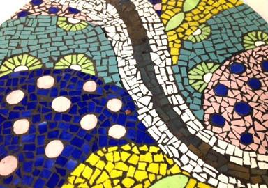 Mosaico para adultos